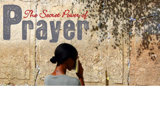 Kabbalah Unplugged: The Secret Power of Prayer