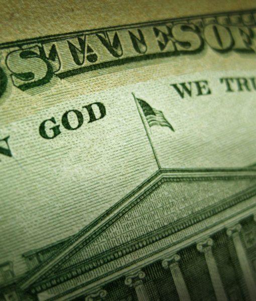 in gd we trust