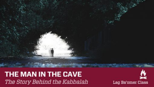 Lag BaOmer– The Man in the Cave